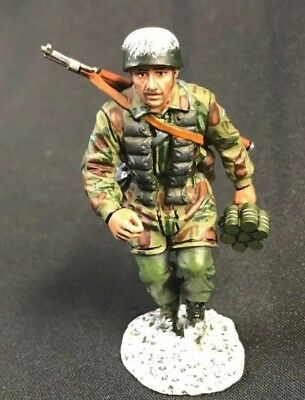 Thomas Gunn Ww2 German Fallschirmjager Fj018C Grenadier Desert