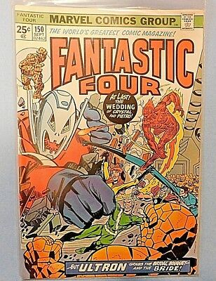 Fantastic Four #150 9.0 VF/NM