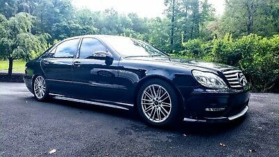 2006 Mercedes-Benz S-Class  ARMORED Mercedes-Benz s-class used cars