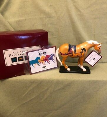 Trail of Painted Ponies, Figurine, BLONDES, 1E 3632, Retired