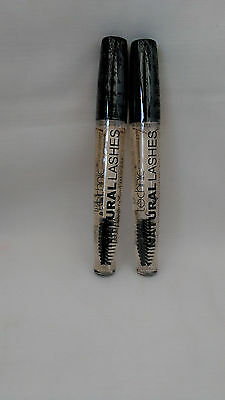 2 x Technic Natural Lashes Conditioning Clear Mascaras