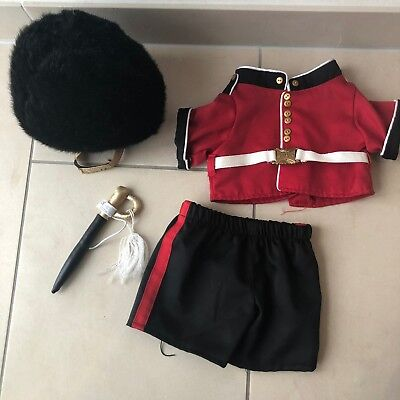Build a Bear Beefeater Outfit