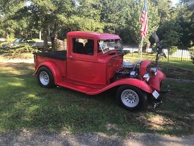 1932 Ford Other Pickups  1932 FORD PICKUP