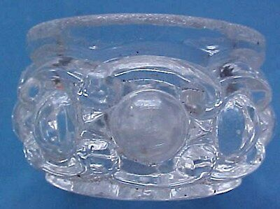 Glass Individual Open Salt