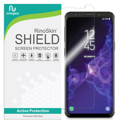 For Galaxy S9 S8 S7 Screen Protector Standard Edge Plus All Sizes RinoGear USA