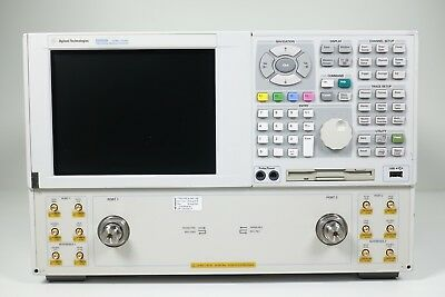 Keysight Used E8362B 10 MHZ-20GHz Vector network analyzer, 2 Port (Agilent)