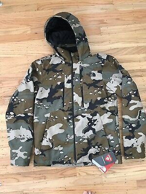 The North Face Apex Elevation Jacket Camo Jacket Size Small TNF supreme