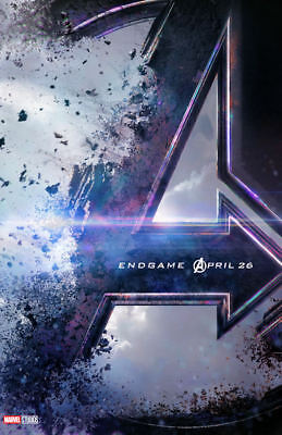 "Avengers -  Endgame ( 11"" x 17"" ) Movie Collector's Poster Print - B2G1F"