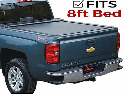 Pace Edwards Switchblade Tonneau Cover (fits) 2015-2019 Ford F150 8 FT