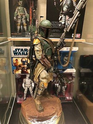 Sideshow Collectibles - Star Wars Mythos Statue - Boba Fett - Limited Edition