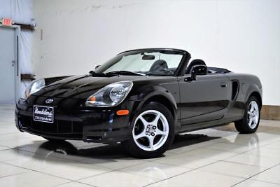 2000 Toyota MR2 CONVERTIBLE TOYOTA MR2 SPYDER CONVERTIBLE ONLY 48K MILES ONE OWNER GARAGE KEPT HARD TO FIND