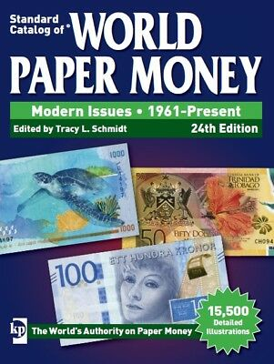 2018 !!! Standard Catalog of World Paper Money 1961-Present - 24th ed. PDF file