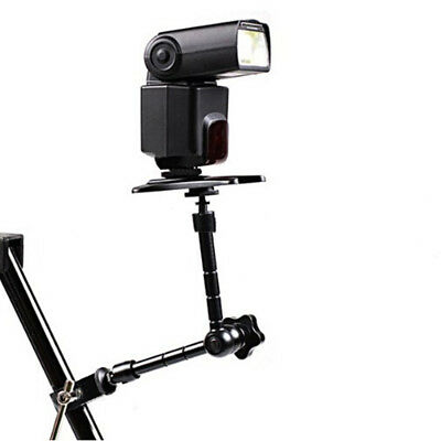 11inch Adjustable Magic Arm with Super Clamp for DSLR LCD Monitor Camera UK