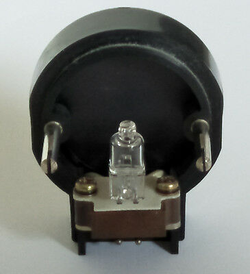 Olympus Microscope LS20H Lamp Housing + Spare Globe. Excellent condition!