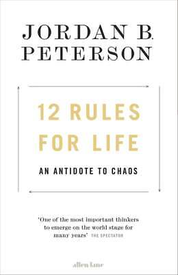 12 Rules for Life: An Antidote to Chaos by Jordan Peterson (ePub digital book)