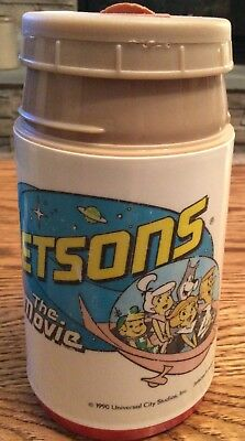 The Jetsons Movie Thermos Vintage