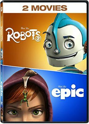 Robots+Epic Df (DVD Used Very Good)