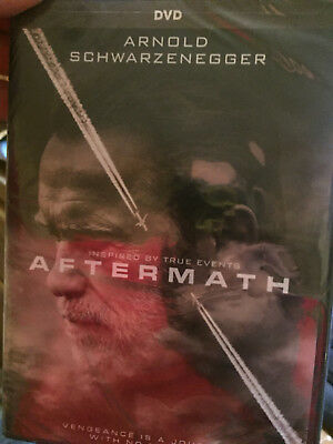 Aftermath---Arnold Schwarzenegger---new sealed dvd