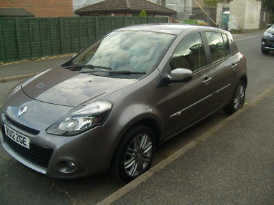 Renault Clio 1.5 DCI  with Tom Tom