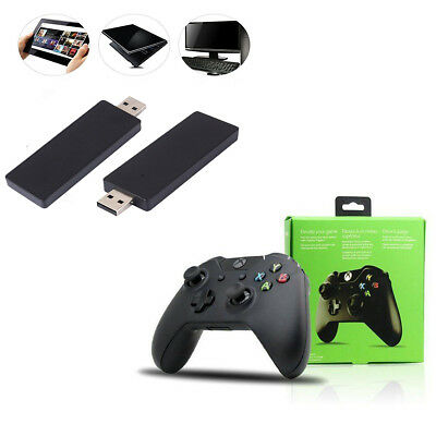 Bluetooth Wireless Game Controller Gamepad Receiver For Microsoft Xbox One