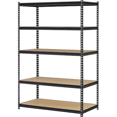 Garage Shelves And Racks Ultra Rack Pantry Kitchen Extra Shelf Heavy Duty Steel