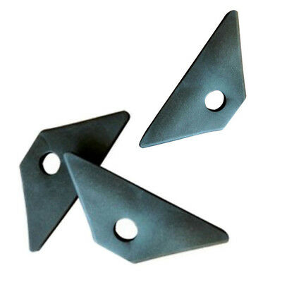 Tarp Corner Edge Guard PE Paterial 15.6mm Diameter Holes PE Accessories NBTS