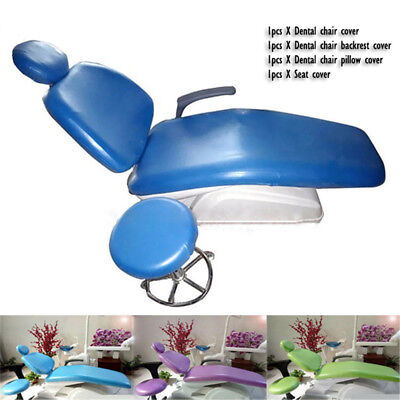 Waterproof Dental Chair Cover Dentist Equipment Chair Protector Seat Case