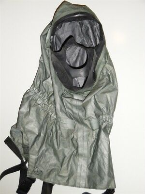Avon Protection M53 FM53 Gas Mask Protective Hood New RH Right Handed Medium