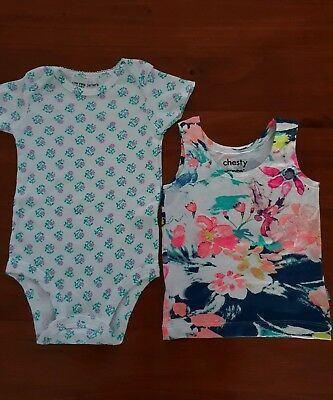 Bonds and Carters size 00