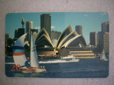 Sprint International Phonecard 20 Units - Sydney Harbour