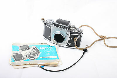 Exakta Varex IIa 35mm SLR Film Camera Body Only
