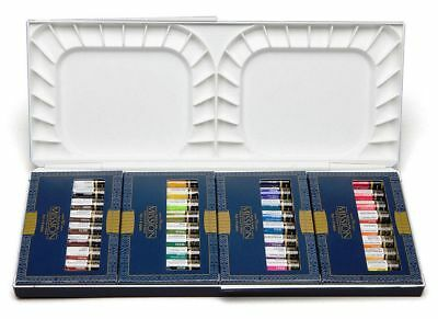Mijello Palette  Mission Gold Class Watercolor 7ml 36 Colors Set  MWCP 7036 ko