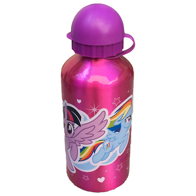 Borraccia My Little Pony Sport Alluminio Con Beccuccio Ml. 500 - Mlp17005/3
