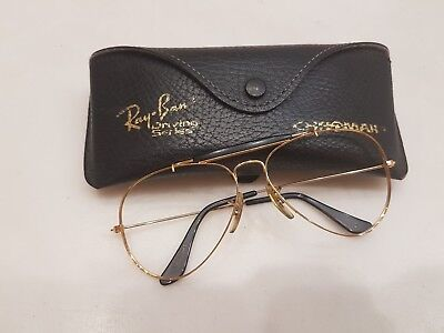 Ray Ban W1663 WNAS Bausch and Lomb B&L U.S.A Vintage Montatura Frame