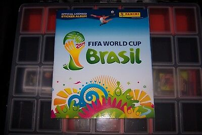 Fifa World Cup Brasil 2014 - Album De Cromos -