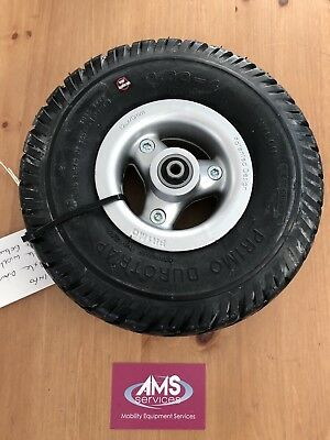 Invacare Kite & Storm Electric Wheelchair Front Wheel Caster & Solid Tyre, Parts