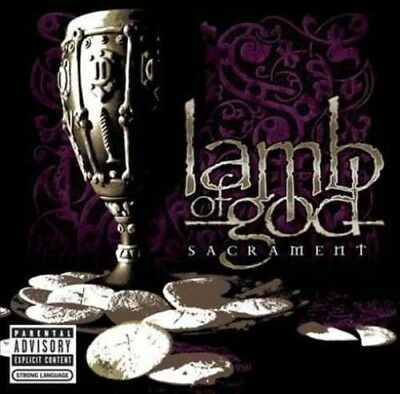Lamb of God: Sacrament NEW CD