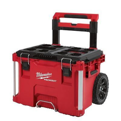 "New Milwaukee 22"" Rolling Tool Box Storage PACKOUT # 48-22-8426"