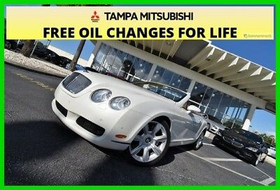2008 Bentley Continental GT ~~ CONVERTIBLE ~~ 2008 Used Turbo 6L W12 60V Automatic AWD Premium