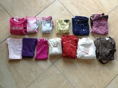 lot de vêtements fille 12 MOIS