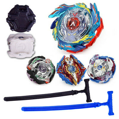 Burst Beyblade B73 B74 B92 B97 Starter Set  Toy Rapidity Power  W/ Launcher