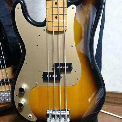 Fender Precision Bass Lefty Crafted in Japan Electric Bass Guitar Left-Handed