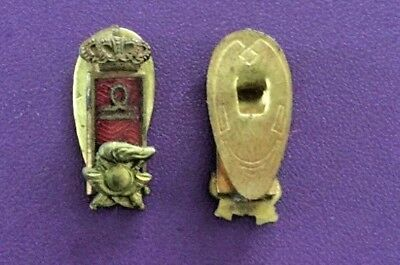 Wwii Italian Campaign Pins (2)