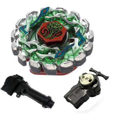 Beyblade BB69 Poison Serpent Toys Fusion Masters Children With Launcher Grip