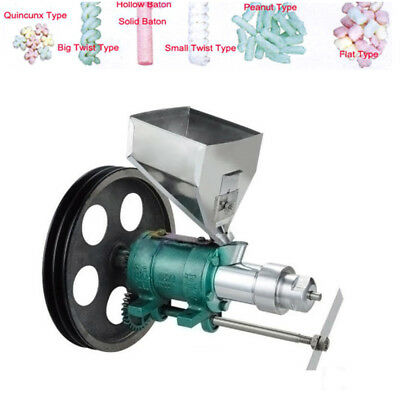 Electric Multifunctional Puffed Food Extruder Food Puffing Machine 7 Models USA