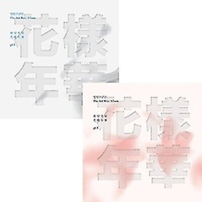 BTS PT1 3rd Album [In The Mood For Love] Random Ver CD+Special Gift Sealed New