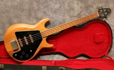 Astounding 1975 Gibson Grabber Bass Natural Maple Lightweight Moveable Wiring Digital Resources Indicompassionincorg