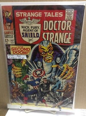 Strange Tales #161 HIGH GRADE   REDUCED TO SELL