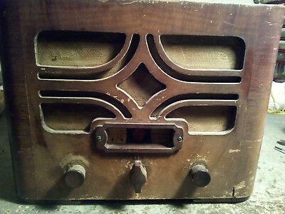 Radio Tsf Philips 521A