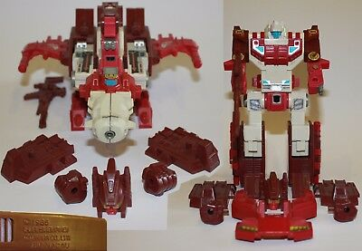 Transformers Scattershot Scatterbot Computron Technorobot 1987 G1